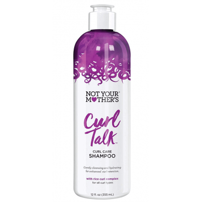 Not Your Mother's - Curl Talk Curl Care Shampoo (12oz)