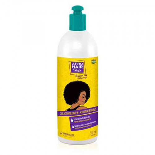 Novex - Afro Hair Curl Activator Leave-In 16.9 fl.oz