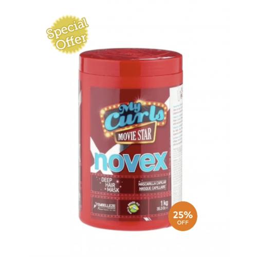 Novex - Movie Star Deep Hair Mask (35oz)