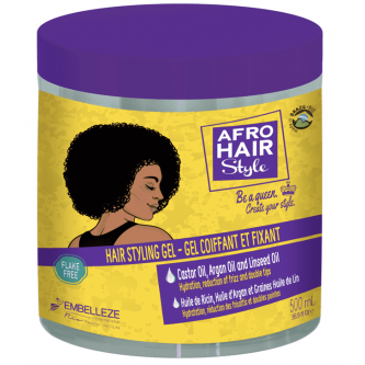 Novex - AfroHair Styling Gel (500ml)