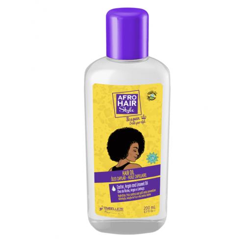Novex - Afrohair Polisher Oil (100ml)