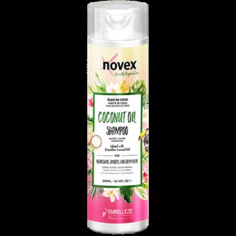 Novex - Coconut Oil Shampoo (10oz)