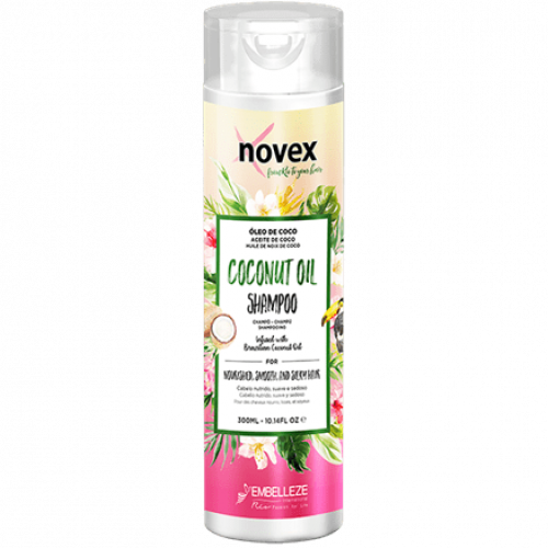 Novex - Coconut Oil Shampoo (10oz)