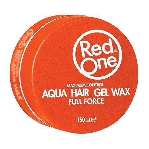 RedOne - Orange Aqua Hair Gel Wax (5oz)