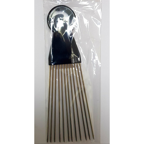 Style On - Iron Afro Comb