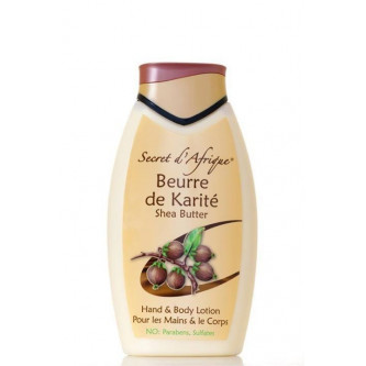 Secret d'Afrique - Shea Butter Lotion 500ml