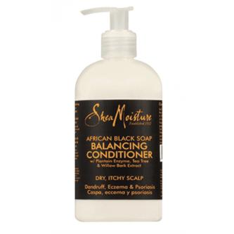 Shea Moisture - African Black Soap Balancing Conditioner (12oz)