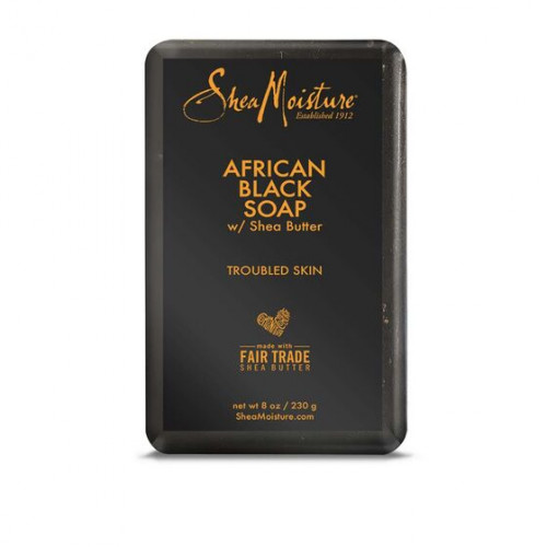 Shea Moisture - African Black Soap (8oz)