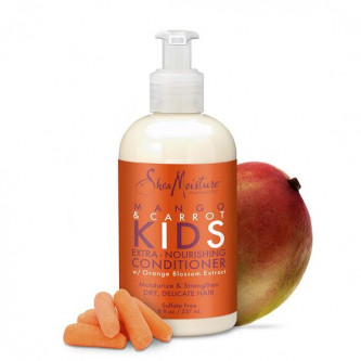 Shea Moisture - Mango & Carrot Kids Extra-Nourishing Conditioner (8oz)