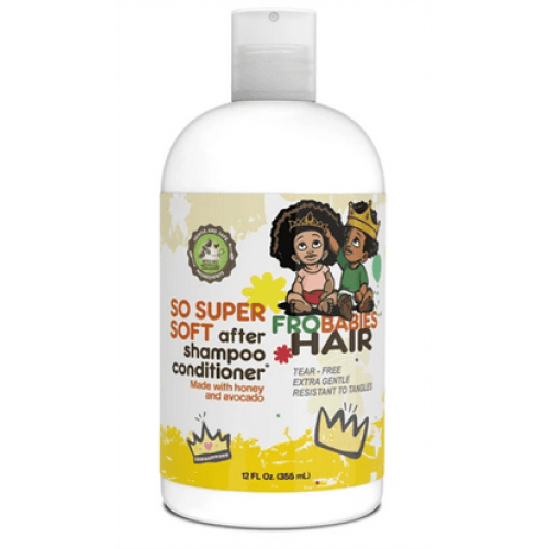 Frobabies Hair - So Super Soft After Shampoo Conditioner (12oz)