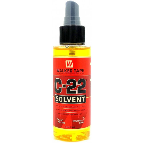 Walker Tape - C-22 Solvent Spray for Lace Wigs (118 ml)