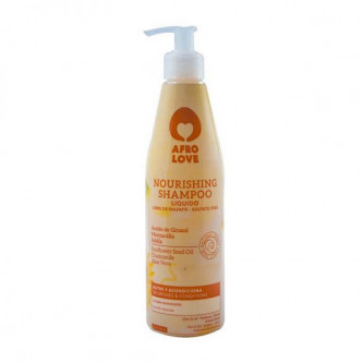 Afro Love - Nourishing Shampoo (10oz)