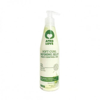 Afro Love - Soft Curl Defining Jelly (10oz)