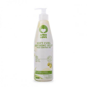 Afro Love - Soft Curl Defining Jelly (16oz)