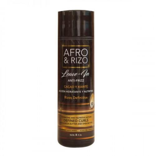 Afro & Rizo - Leave-in (8oz)