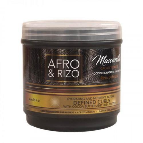 Afro & Rizo - Mascarilla (16oz)
