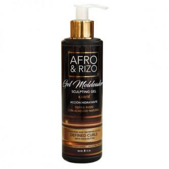 Afro & Rizo - Gel Moldeador (8oz)