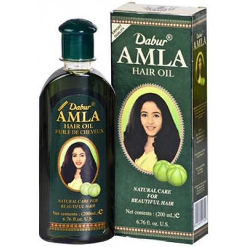 Dabur - Amla Hair Oil (200ml)