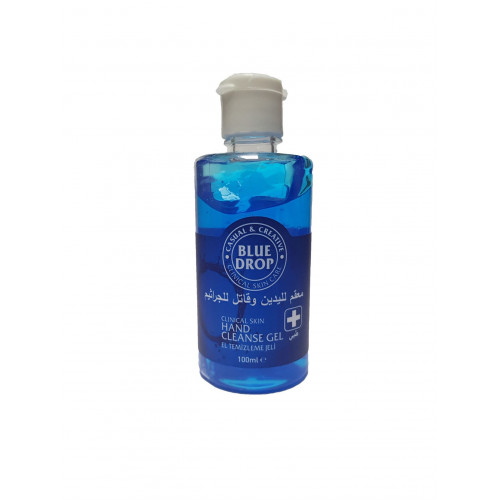 Blue Drop - Hand Cleanse Gel (100ml)
