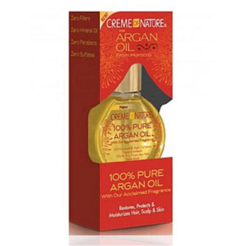 Creme of Nature - 100% Pure Argan Oil (1oz)
