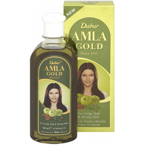 Dabur - Amla Gold Hair Oil (300ml)