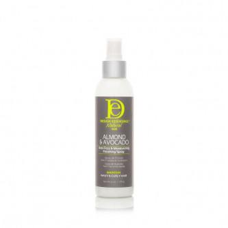 design essentials anti frizz spray 6oz