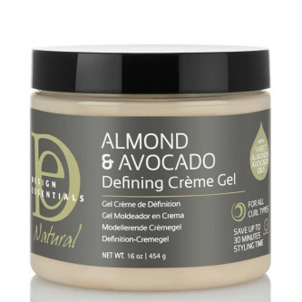 Design Essentials - Defining Creme Gel (16oz)