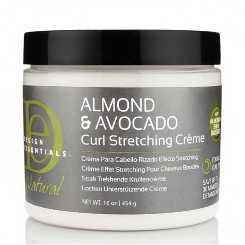 Design Essentials - Curl Stretching Creme (16oz)