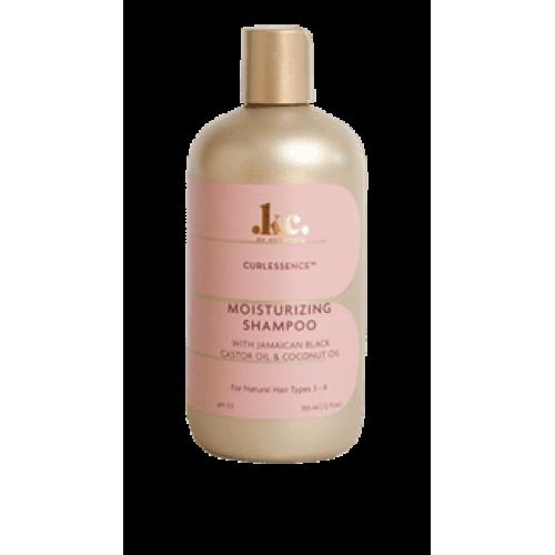 KeraCare - Curlessence Moisturizing Shampoo With Jamaican Black Castor Oil & Coconut Oil (12oz)