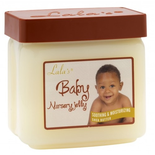 Lala's - Baby Nursery Jelly Soothing & Moisturizing Shea Butter (13oz)