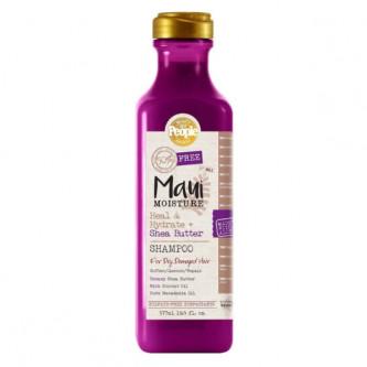 Maui Moisture - Heal & Hydrate + Shea Butter Shampoo (13oz)