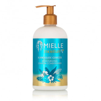 Mielle - Moisture RX Hawaiian Ginger Moisturizing Leave-In Conditioner (12oz)