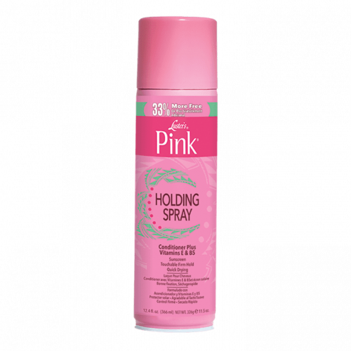 Pink - Holding Spray (12oz)