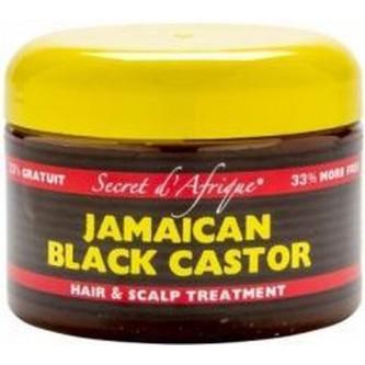Secret d Afrique - Jamacian Black Hair Treatment 300ml