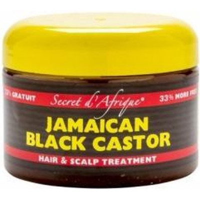 Secret d Afrique - Jamacian Black Hair Treatment 300ml