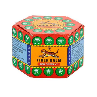 Tiger Balm Ointment - Red 21 ml
