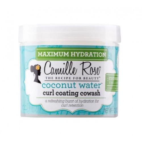 Camille Rose - Coconut Water Curl Coating Cowash (12oz)