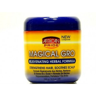 African Pride - Magical Gro Rejuvenating Herbal Formula (5.3oz)
