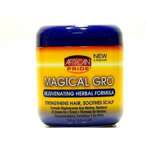 African Pride - Magical Gro Rejuvenating Herbal Formula (5.3oz)