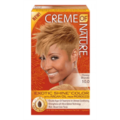Creme of Nature - Exotic Shine Color Honey Blonde 10.0