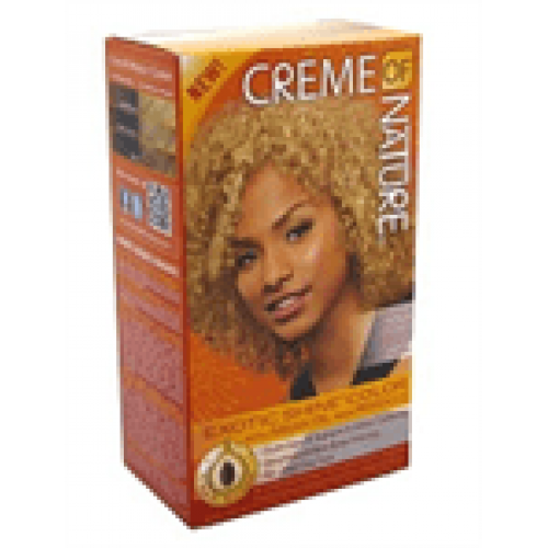 Creme of Nature - Exotic Shine Color Ginger Blonde 10.01