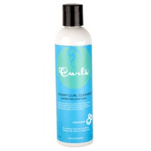 Curls - Creamy Curl Cleanser (8oz)