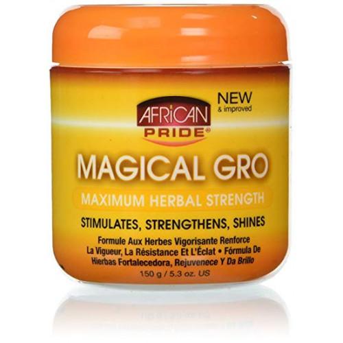 African Pride - Magical Gro Maximum Herbal Strength (5.3oz)