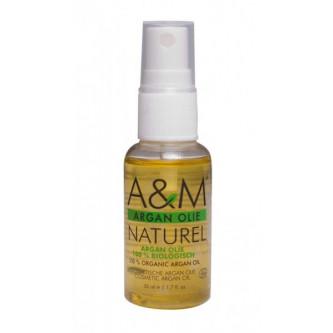 A & M - 100% Biologisch Argan Olie (30ml)