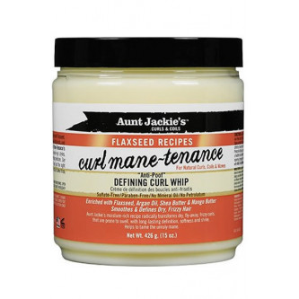 Aunt Jackie's - Curls & Coils Curl Mane-Tenance Defining Curl Whip (15oz)