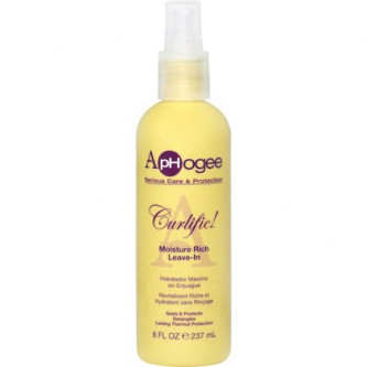 ApHogee - Curlific! Moisture Rich Leave-In (8oz)