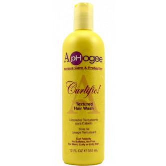 ApHogee - Curlific! Textured Hair Wash (12oz)
