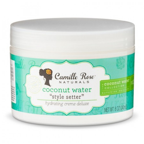 Camille Rose - Coconut Water Style Setter (8oz)