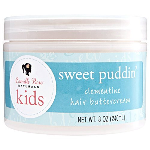 Camille Rose - Sweet Puddin Mandarin Hair Buttercream (8oz)
