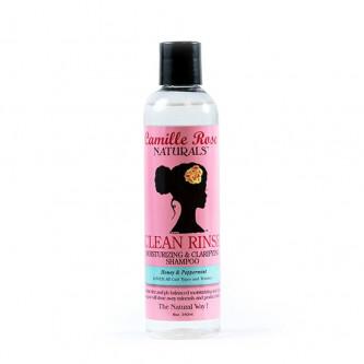 Camille Rose - Clean Rinse Moisturizing & Clarifying Shampoo (8oz)